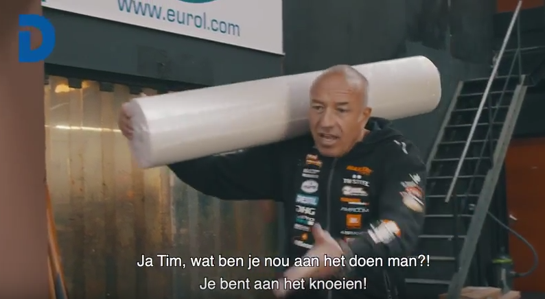Tim en Tom Coronel - Destil - PrimaCover Absorb
