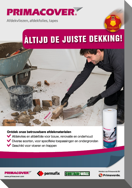 Primaverde-PrimaCover advertentie DVV GoAhead Deventer